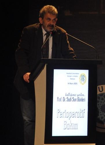 Prof. Dr. Ferit Pekel