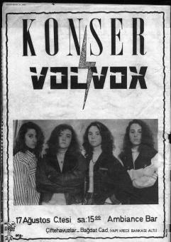VOLVOX KONSER