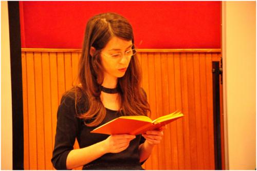"""Özge Elif Ceylan kendisine ait """"Parçalı Bulutlu Şiirler-I"""" adlı şiiri dinleyicilerle paylaştı."""